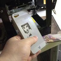 El precio de fábrica !! NEJE 300 mW láser 3D DIY impresora USB grabador láser cortador de corte de la máquina de grabado