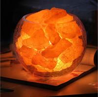 salt crystal lamps - Air handler radiation anion salt crystal lamps natural health salt crystal lamps dimmable creative lamp energy lamp Binglie