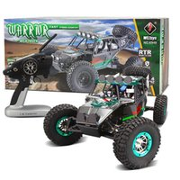 batteries for kids electric cars - WLTOYS XK K949 Drift Truck WD RC Climbing Short Course RTR G High Speed RC Car Toys for Kids Christmas Gifts
