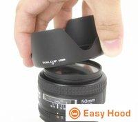 Wholesale 52mm mmEasy Hood Flower Lens Hood for All Brand Universal