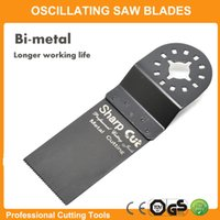 Wholesale 10 pack mm Bi metal Oscillating MultiTool saw blade fit for Makita Fein and most brands used to metal cutting