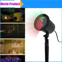Wholesale Outdoor Laser Lights Waterproof Firefly Lights for Lawn and Garden Home Landscape Red Green Laser Dot Projector Decor Lights DHL