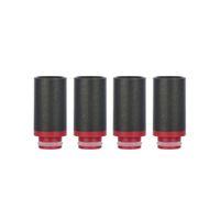 teflon coating - 510 Art Spraying Drip Tips Smooth surface with Teflon coating Wide Bore Drip Tips Stainless Steel Mouthpiece for EGO RBA RDA Atomizers