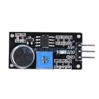 Wholesale T2N2 Sound Detection Sensor Module Sound Sensor Intelligent Vehicle for Arduino A5