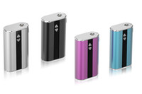 Wholesale 100 Original Eleaf Istick w mAh Capacity E Leaf Istick Box Mod Authentic Ismoka Ileaf Istick w Hottest Ileaf Istick50 W
