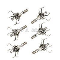 judo - High Quality Archery grain Broadheads Hunting Small Animal Game Judo Arrow Point Protruding Head