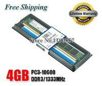 Wholesale DDR3 Mhz MHz GB GB Brand New Desktop Ram Memory for Desktop RAM Memory