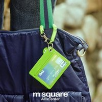 american access - Bus Card Access Card Holder Car Key Ring Suitcase Identify Cards Holders