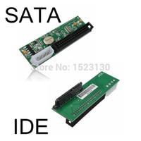 ata pata ide - Brand New Hard Drive Serial SATA to ATA IDE PATA Card Pin Converter Adapter order lt no track