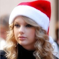 Wholesale RB67027 christmas santa hat Hot Sale New Christmas Gift