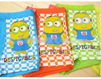 Wholesale Despicable Me Minion Rush Underwears Kid Boys Boxer Modal Underwear Children s Minions Shorts Multi color B0472