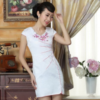 Wholesale 2015 New pattern Spring clothes Improvement Fashion chinese qipao Dress High end Elegant Retro Slim Ma am daily Cheongsam