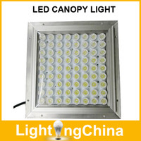 Wholesale New Arrival LED Canopy Lights Gas Station Light W W W W W Bridgelux LED High Lumen Lumens lm w IP65 Outdoor Lights