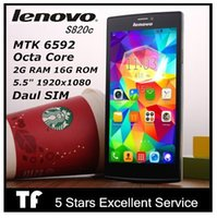 Android t-mobile - Cheap G phones Octa core Lenovo S860 t G RAM G ROM MP GPS G Octa Core Ghz x1080 FHD MTK6595 Android4 Dual Sim mobile