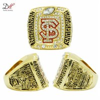 championship ring - 2015 Daihe Brand New Arrival World Series Championship Rings St Louis Baseball League Ring For Men Collection Sport Souvenir