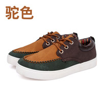 Wholesale Autumn and winter male casual shoes suede shoes fashion skateboard shoes mens shoes XX033