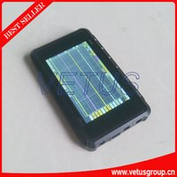 Wholesale Pocket Size Digital Oscilloscope DS203 with Aluminum Black Case And color TFT LCD screen hot sale