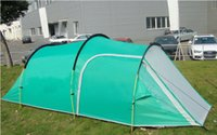 Wholesale Outdoor Person Camping Family Hiking Party Tents One Bedroom One Living Room Casual Waterproof Tents For Events