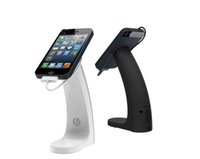 Wholesale Free DHL mobile Retail store anti theft display stand holders for cell phone security exhibition burglar