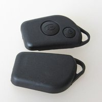 citroen - High quality car replacement key blank cover for citroen elysee button remote key shell without logo can be put blade