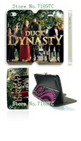 duck dynasty - 2014 popular famous star new duck dynasty Luxury Flip cover with card holder leather case for iPhone5S