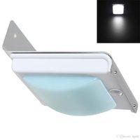 Wholesale 24 LED Wireless Solar Power Motion Sensor Garden Security Lamp Outdoor Waterproof Light LEG_223