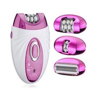 face hair remover - Women Rechargeable Shaver and Epilator Hair Remover Skin Care Products Lady Epilator for Face Leg Body Bikini Underarm