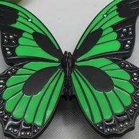 big door handles - five style colour big butterfly cartoon handles wardrobe shoe cabinet children kids door shake high grade shake colours zinc alloy