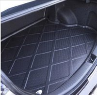 Wholesale Rubber Foam Trunk Tray Liner Cargo Mat Floor Protector foot pad mats For Chevrolet Chevy Captiva colors