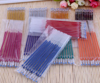 Wholesale Manufacturers Gel Ink pen refills MM Highlighter refill colors Color mixing