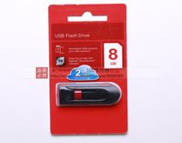 best thumbdrives - Best Gift Cruzer Blade GB GB GB GB USB Flash Memory Drives Exertnal Storage Flashdrives Thumbdrives DHL free drop shipping