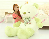 Wholesale New Arrival High grade large cuddly teddy bear doll toy bear birthday gift cm