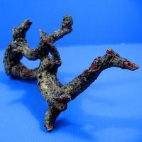 driftwood - Tree trunk Aquarium Ornament Driftwood poly resin quot L Decor root Decaying
