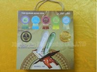 Wholesale Alhamdulillah Quran Reading Pen M9 with talking dictionary GB high wooden box packing can read word by word by