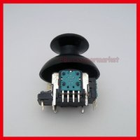 analog joystick potentiometer - 5pcs Pin D analog joystick D Analog Potentiometer Sensor with mushroom cap For Sony PS3 Wireless vibration controller