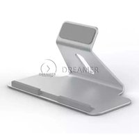 Wholesale 2016 Aluminium Alloy Metal Stands Holder Tablet PC Stand Silver Color For iPad Pro New Version