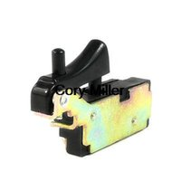 angle grinder repair - Angle Grinder Repair Part SPST Manual Lock on Trigger Switch for Hitachi order lt no track