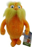 anime collection stuffed toys - Dr Seuss the Lorax quot cm Lorax Plush Doll Stuffed Animals Figure Soft Anime Collection Toy