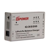 ar drone charger - Li Battery Speed Balance Charger Adapter G3220 For Parrot AR Drone adapter ps2 adapter desktop