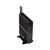 application intel - Wide application fanless mini pc Intel core i7 U Processor Support mSATA and SATA SSD HDD HD4400 support K resolution