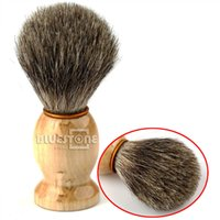 shaving brush - Best BADGER Hair Shaving Brush For Shaving Barber Tool Best Men Gift Wood Handle