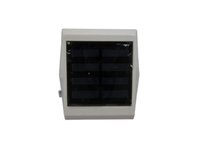 Wholesale 2015 Fashion Solar light control wall sconce for homeuse