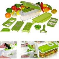 Wholesale Super Slicer Plus Vegetable Fruit Peeler Dicer Cutter Chopper Nicer Grater Set