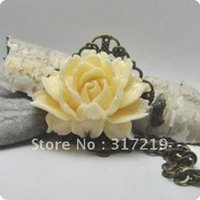 Wholesale Hot Selling mm Europe resin flower cabochon beads resin pendatns resin cameo