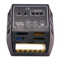 20A Солнечный контроллер LED CMP12 12V 24V 240W солнечных батарей панели зарядное устройство контроллер регулятор мощности 12 / 24В зарядное устройство контроллер A3 *