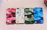 Mode Design Best Cell Phone Case Camouflage Series Designer Phone Case Soft TPU Cell Phone Case P-91