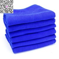 Wholesale High Quality x30cm Microfiber Towel Car Cleaning Wash Clean Cloth Car Towels Microfiber Care Care Hand Towel