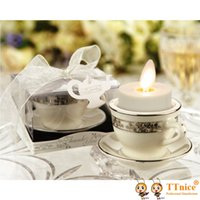 Wholesale 6Pcs Luminara Style Flameless Tea Candle