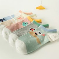 adult character slippers - Ms cartoon character pattern cotton casual socks absorb sweat deodorant adult WZ00255
