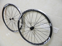 Wholesale FFWD f4r wheels Carbon road bike wheels clincher ffwd alloy brake surface Carbon alloy Wheels mm Rims carbon alloy wheelset
